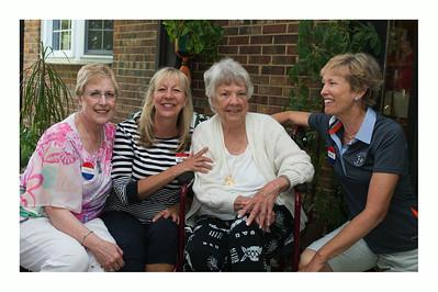 Karen, JoAnn, Shirley, Kathy