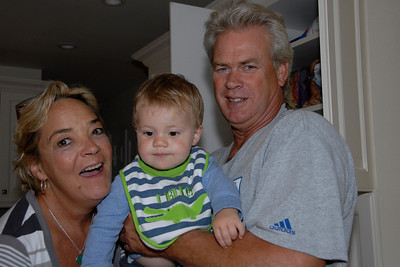 James, Shane and Lila 9-7-11