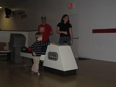 Bowling fun.