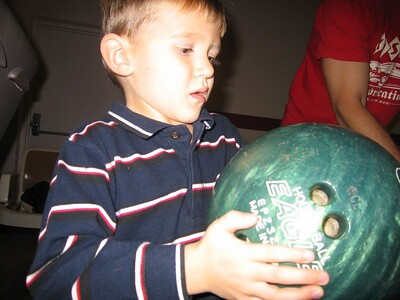 Ethan - think this ball is too small.