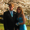 Ashley and Evan<br /> Senior Prom<br /> 4-24-10