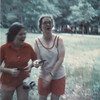 Susan and Dorothy Thaxton<br /> June 1973<br /> Marathon Lake, near Forest, Mississippi