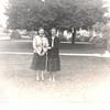Lucille and Dorothy Thaxton<br /> McAllen, TX 1951