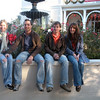 Abby, Brandon, Corley and Shelby<br /> Christmas in Natchez<br /> 2010