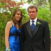 Ashley and Evan<br /> Junior-Senior Prom <br /> 4-12-09