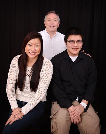 James family 2014