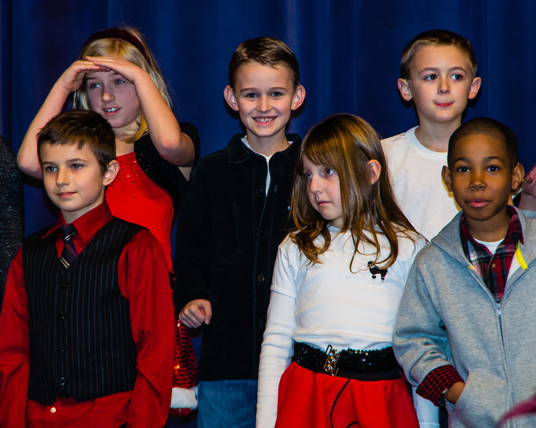 Jameson's Christmas Program 2012
