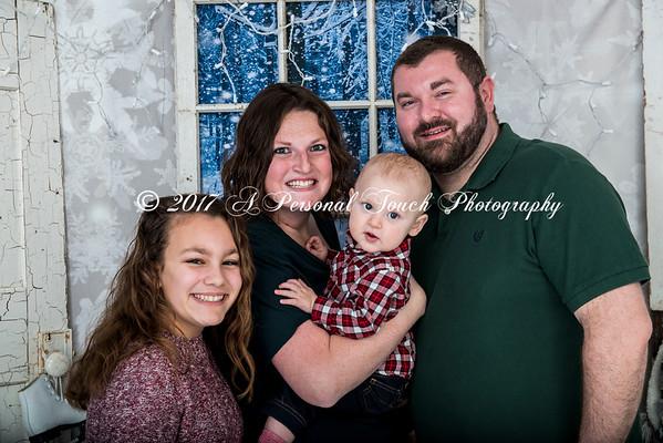 Jami and Ryan and kids 2017