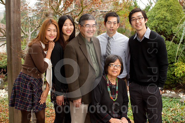 Jan Masaoka Family