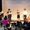 Freifachmusiker mit Klassenvorstandstrompetenunterstützung