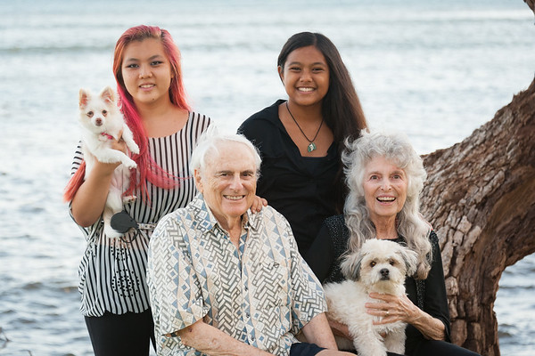 Janae's BD Family Portrait
