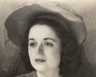 Jane Adams Wait ca 1944