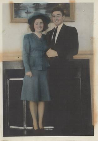 Jane Adams Wait, and Newman E. Wait, Jr. ca 1943