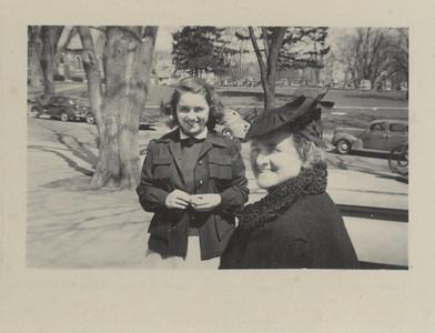WAIT PHOTOS 1940 + JANE AND GRANDMA ADAMS-1