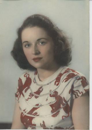 Jane Adams Wait, ca 1943