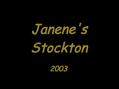 Stockton Janene audio