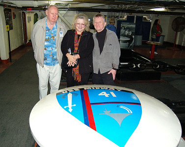 Janet and Richard McCann on Midway