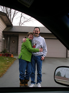 My parents, December 2004