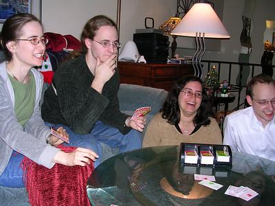 Kelsey, John (my brother), Miranda, and Stephen