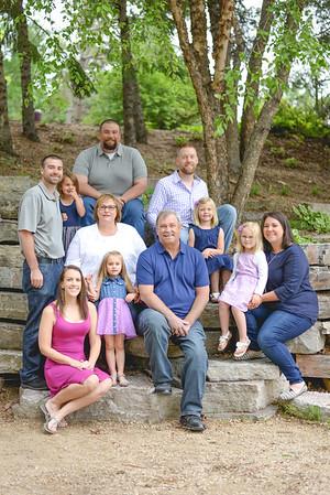Jansen Family Summer 2018