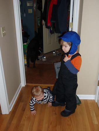 January 2006: Family in Minnesota