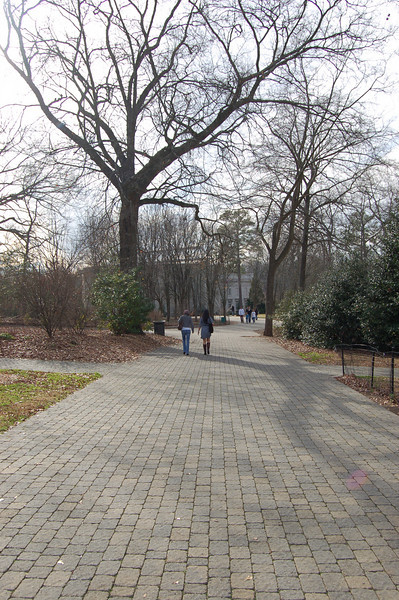 Grant Park leading to Zoo Atlanta