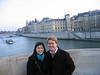Date Day on the Seine...AGAIN!  It is romantic!