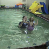 VIDEO - Hallie's swim lessons