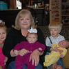 Gram and the grandkids