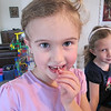 Norah's first lost tooth!