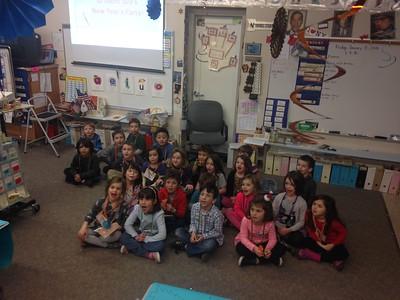 Mr. Gallagher's K class