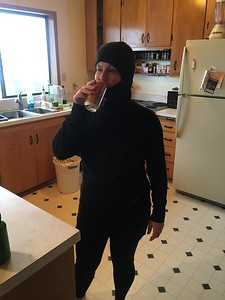 even ninjas drink Lacroix