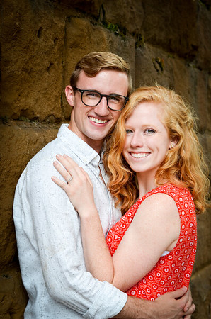 Jared and Brianna Engagement