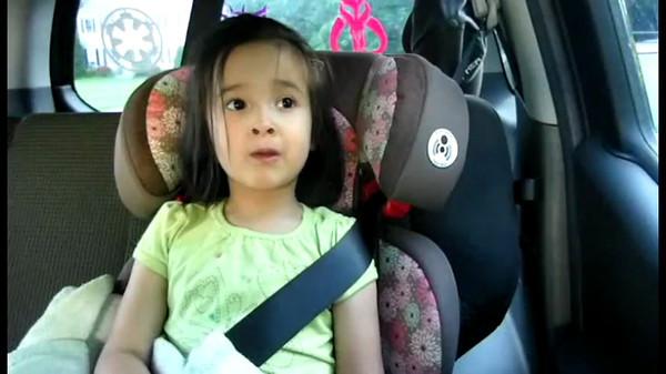Princess Jasmine sings Mulan