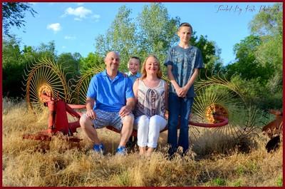 Jason & Angela  Marcy Family ♥