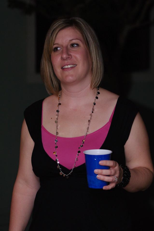 Megan w  Drink, 8-6-2010