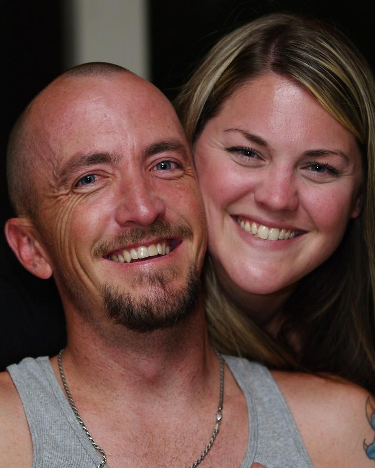 Jason & Amy Husted, 8-6-2010