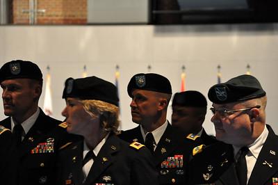 Jason's Retirement Ceremony 2011