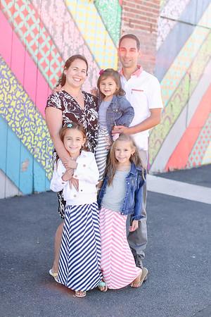 Jauregui Family 2016
