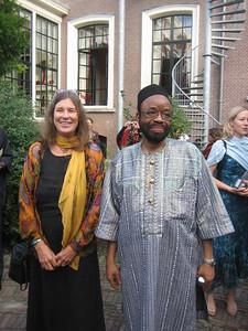 Onye and Jean, 2006.