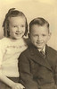 1942 Jean and Ralph Jorgenson Portrait
