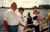 1990-07 Kent, Jean, Suzanna, Kirsten in Copenhagen, Denmark
