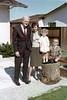 1967 Grampa Pete, Jean, Chris & Jenni