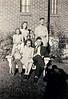 1945 Ralph, Thelma, Ralph Jr , Jean, Maxine, Rex