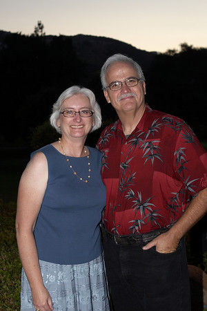 Jeanne and Keith Barnes