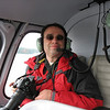 Jeff in Helicopter going to Base Camp on Glacier in Juneau 06/03/07 03/22/15 to 03/29/15 Jeff on Freedom of the Seas