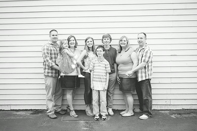 Jeffers Family ~ 6 2014-2