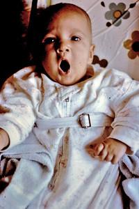 Three months - Big yawn