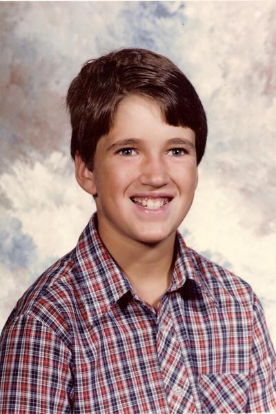 1980 - 6th grade