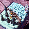 1980-07-10 - 11th Birthday cake